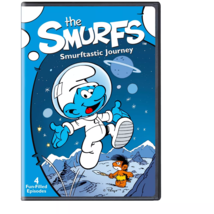 Smurfs, The: Smurftastic Journey (DVD)