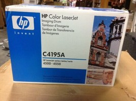 Genuine hp Color LaserJet 4500-4550 Series C4195A - $46.75