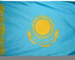 Kazakhstan flag 3x5nylon thumb155 crop