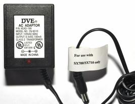 Motorola SX700 SX710 KEAD-199 AC Adapter Charger DV-6510 6.5VDC for KEBT-072(-A) - $10.00
