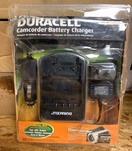 Duracell Camcorder Battery Charger DRCHCAMT Car adapter Fuji Sony Panaso... - ₹965.95 INR