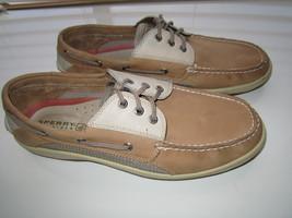 Sperry Top-Sider 799023 Nice Oxfords Men's Boat Shoes Chestnut 11.5M - $68.39