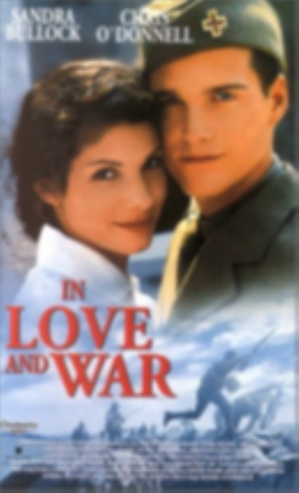 In Love and War Vhs