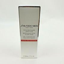 Shiseido Men Total Revitalizer Light Fluid Moisturizer For Oil Skin 80ml. 2.7oz - $40.45