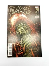 Carnage #1 January 2016 Volume 2 First Print Marvel Comic Book - $2.99
