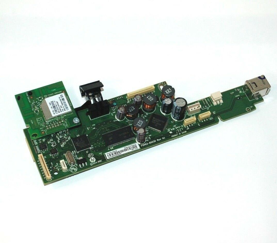Primary image for HP Envy 4520 Printer Main Logic Board F0V63-60030 Formatter