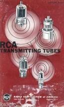 Rca Transmitting Tubes Manuals * Cdrom * Pdf - $7.99