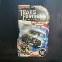 NEW! Transformers Dark of the Moon Mechtech Deluxe Barricade Decepticon ... - $29.95