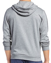 Hugo Boss Men's Premium Zip Up Sport Hoodie Sweatshirt Jacket Gray 50290162 image 2