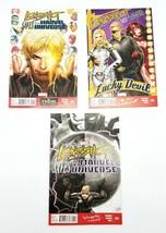 Longshot Saves the Marvel Universe 1 2 & 4 Mini Series Marvel Comic Book - $9.74