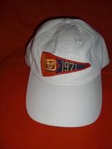 Wdw Disney Parks Varsity Pennant 1971 Khaki Baseball HAT/CAP Adult New W/T - $19.99