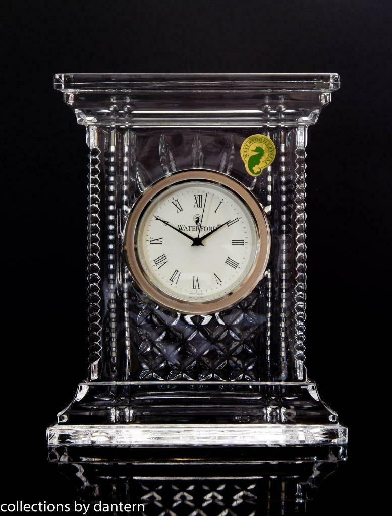 Primary image for Waterford Crystal Atrium Mantle Clock, 40030564