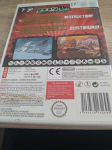 Nintendo Wii~PAL REGION Godzilla Unleashed image 3