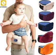 Baby Carrier Waist Front Holder Wrap Belt Safety Front Carry Infant Barr... - $26.05