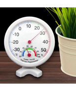 Outdoor Indoor Hygrometer Humidity Thermometer Temperature Meter TH108 R... - $18.81
