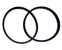 2 *New Replacement Rubber BELTS* Hoover Brushroll Linx Ch20110 12-01942002 - $9.10