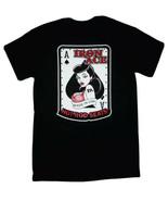 NWOT Iron Ace Hotrod Seats Pin Up Girl Bombshell T-Shirt Size Adult Smal... - $19.75