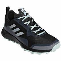 Adidas Terrex Womens Outdoor Walking Shoe Plein Air Black Chalk White Gr... - $65.00