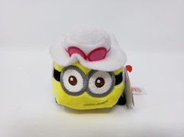 Teeny Ty Mini Soft Plush Stuffed - New - Despicable Me Tourist Jerry - $8.54