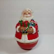 San Francisco Music Box Company Santa Claus Is Coming To Town Christmas ... - $25.00