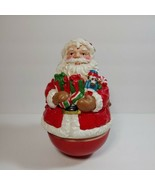 San Francisco Music Box Company Santa Claus Is Coming To Town Christmas ... - $25.00