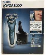 (New) Philips Norelco Rechargeable Men's Electric Shaver Max comfort 7300 - $147.50