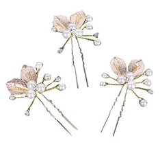10 PCS Bridal Chinese Ancient Costume Headdress Hairpin Small Comb Tiara-A7 - $16.89