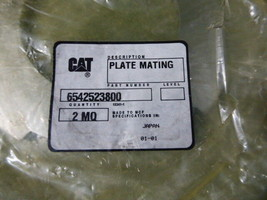 OEM Cat 6542523800 Mating Plate New image 2