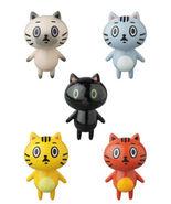 Medicom Toy x Cherri Polly Baketan VAG Series 8 Zodiac Cat Full Set of 5 - $45.00