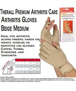 Therall Arthritis Compression Gloves For Hands Medium - $24.99