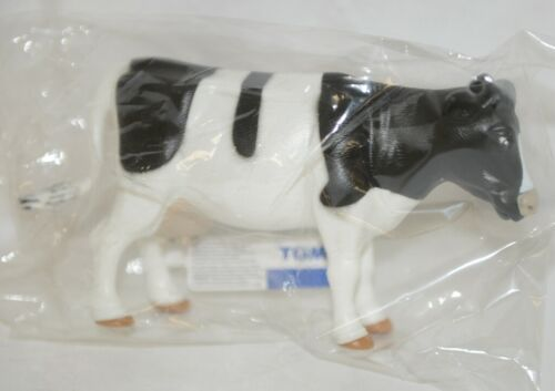 Tomy LP65089 Four Inch Black White Holstein Dairy Cow Big Farm