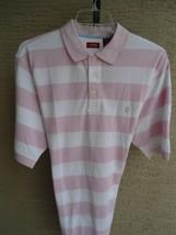 NWT Mens Izod Luxury Sport  Cotton Pique Knit S/S Polo Shirt  LTall  $55... - $21.49