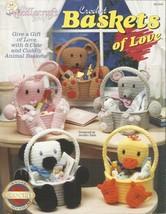 Crochet Pattern Booklet-Baskets Of Love-Winning... - $8.56