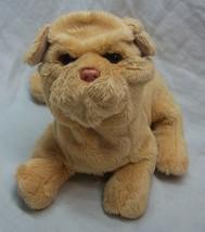 "Hasbro FurReal Friends MOVING BARKING TAN PUPPY DOG 7"" Plush ANIMAL Toy - $19.80"