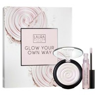 LAURA GELLER Glow Your Own Way 2 Piece Luminous Collection - Diamond Dust - $19.99