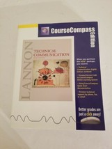TECHNICAL COMMUNICATION.EIGHT EDITION.COURSE COMPASS EDITION. - $18.69