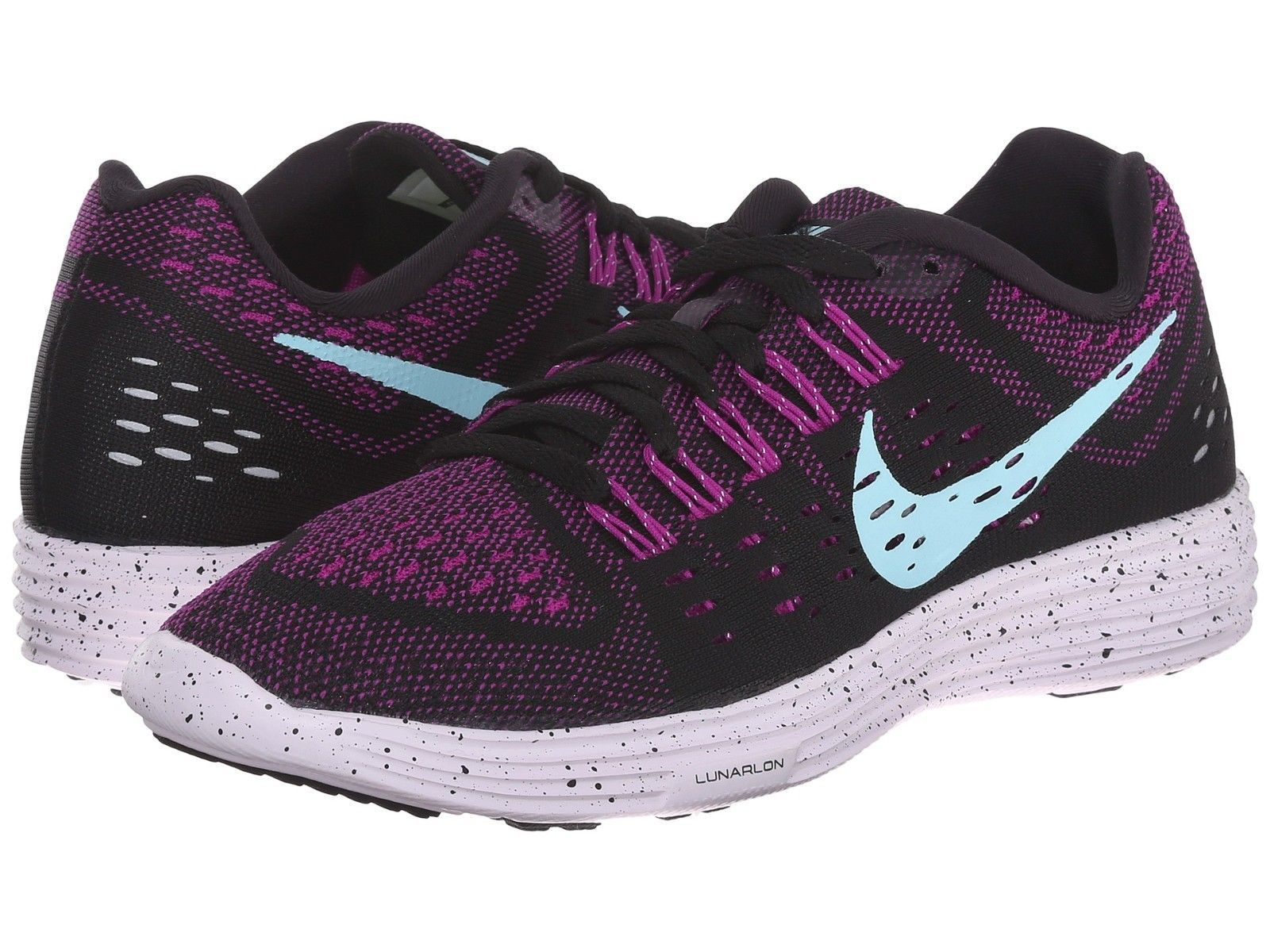 Primary image for Women's Nike LunarTempo Running Shoes, 705462 504 Multip Sizes Vivid Purple/Copa