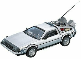 Aoshima Models movie Mecha series No.8 Back to the Future DeLorean Part I - $41.08