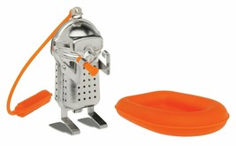 HIC Harold Import Co. 93246 HIC Tea Infuser with Drip Tray, Scuba Diver and R... - $13.28