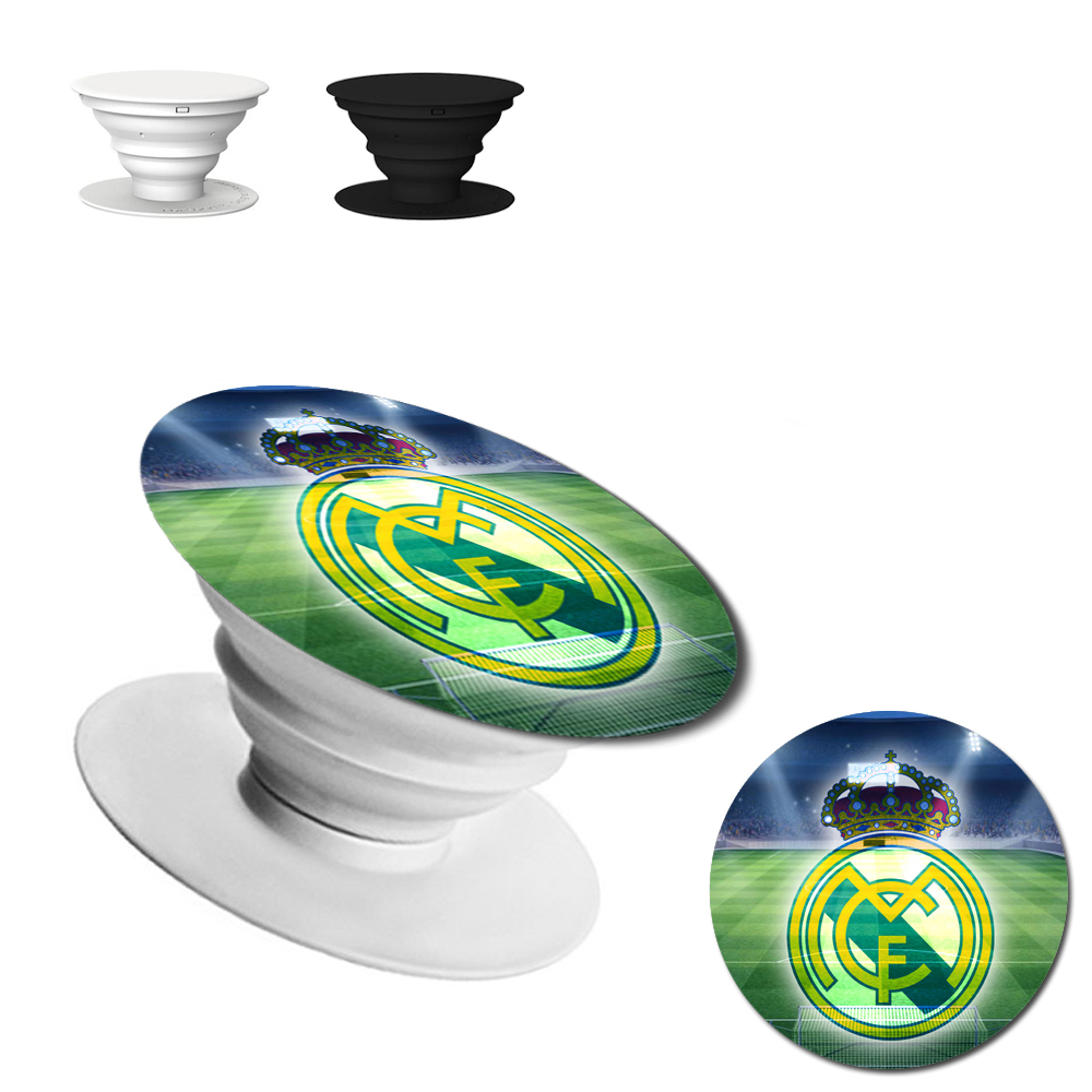 Real Madrid Pop up Phone Holder Expanding Stand Grip Mount popsocket #18