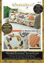 Kimberbell KD528 Gather Together Bench Pillow - $24.70