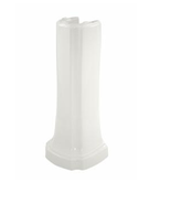 TOTO PT970#01 Guinevere Pedestal Foot, Cotton White 29 x 13 x 11 inches - $53.18