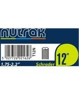 "Nutrak 12"" Bike/Pram Cycle Inner Tube - Schrader - 12"" x 1.75-2.2"" Bicyc... - $12.87"