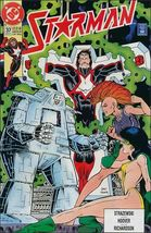 DC STARMAN (1988 Series) #37 VF - $0.99