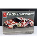 AMT ERTL 6733 Citgo Thunderbird Dale Jarrett 1:25 Model Car Kit - $14.84