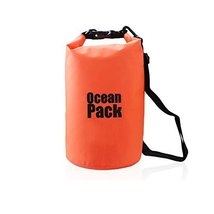 Waterproof Case Dry Bag Swimming Bag,Orange 5L - $14.62