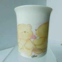 Forever Friends, Deborah Jones Coffee Cup Mug, for Hallmark Teddy Bears ... - $9.89
