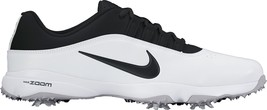 New! Size [11] Medium Men's Nike Air Rival 5 Golf Shoe WHITE/BLACK - $98.88
