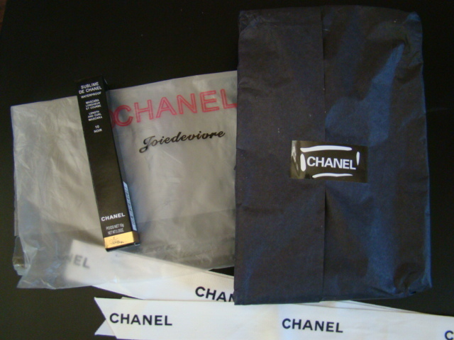 71ddeaf6c871 New Auth CHANEL VIP Black Patent Waist Belt Bag Fanny Pack + Free Mascara