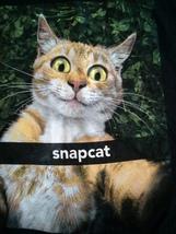 Snap Cat, Cat Humor, Small Mens T-Shirt - $7.95